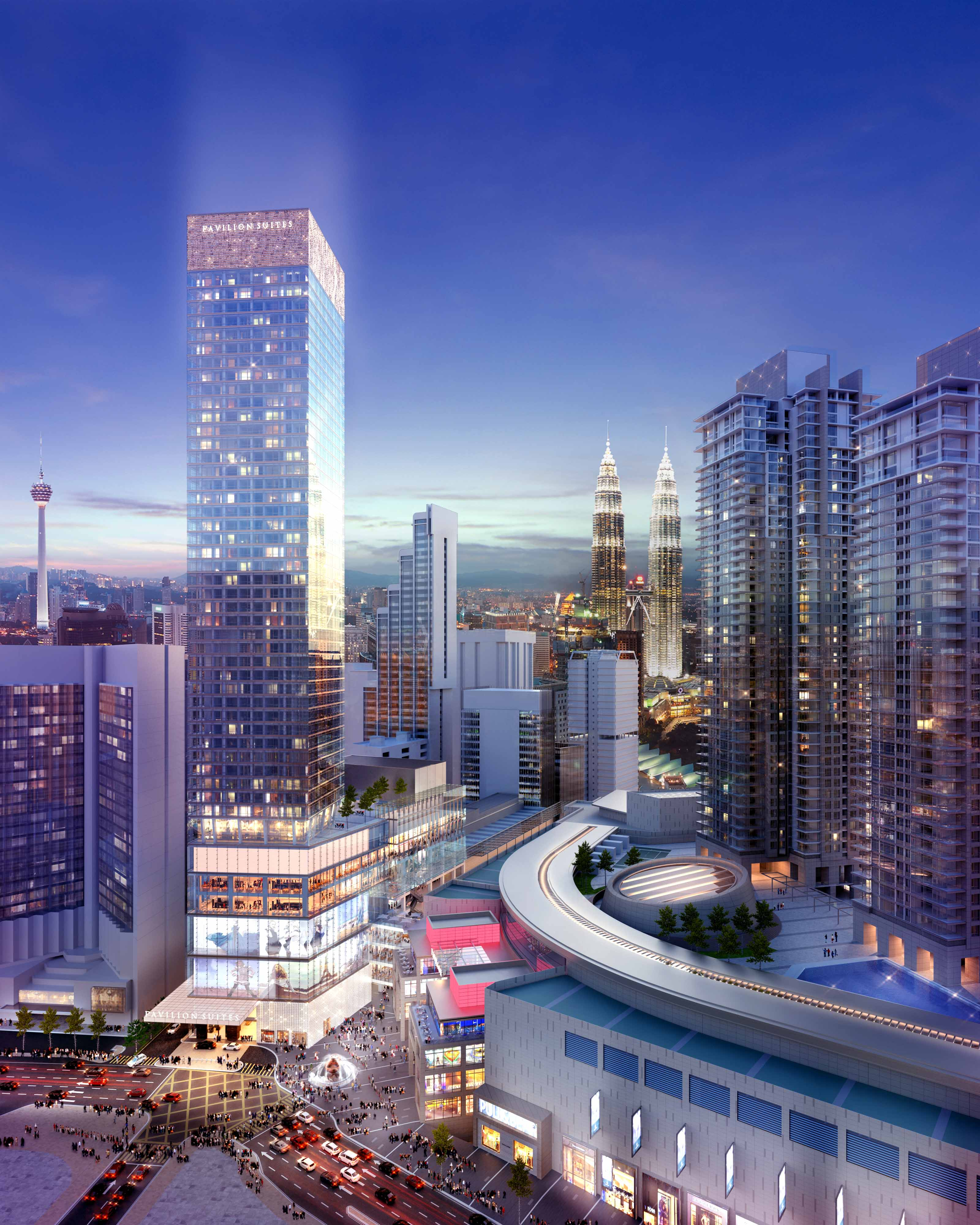 Jln Bukit Bintang View2(小)
