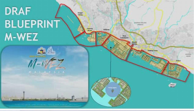 馬六甲州議會三讀通過2021年甲州濱海區經濟走廊機構法案,成立甲州濱水區經濟走廊機構。(直播截屏)